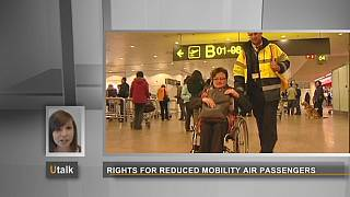 Rights for disabled flight passengers