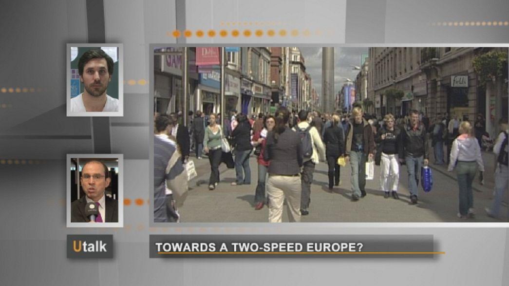 ¿Hacia una Europa de dos velocidades?