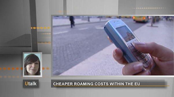 EU macht Mobilfunk im Ausland billiger