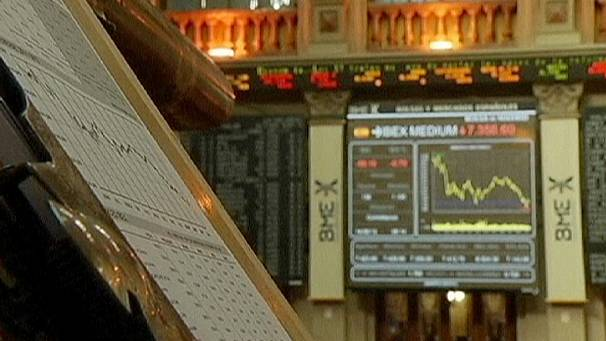 Spain's yields break seven percent barrier