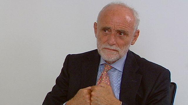 Jakob Kellenberger, président du Comité international de la Croix-Rouge