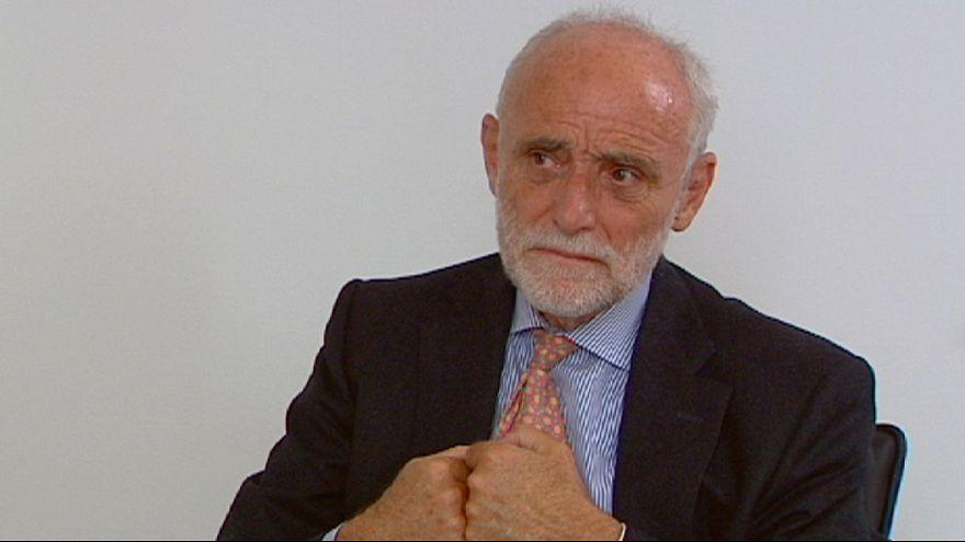 Jakob Kellenberger, head of the International Committee of the Red Cross