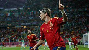 EURO 2012: Spain eliminate Ireland