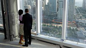 Barack Obama au World Trade Center