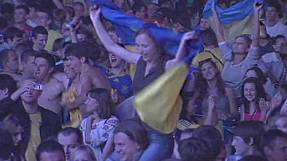 Euro 2012 boosts feelings of patriotism in Ukraine