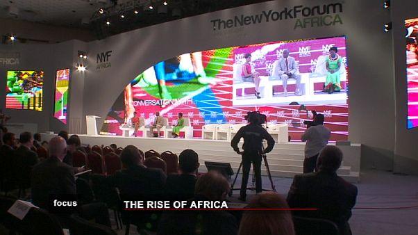 La croissance de l'Afrique en débat au NY Forum Africa