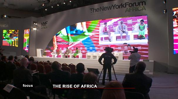 África: o continente que se está a levantar
