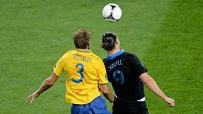 EURO 2012: England 3 – 2 Sweden