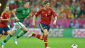 Spain v Ireland: How it happened
