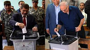 Both candidates vote in Egypt presidential run-off