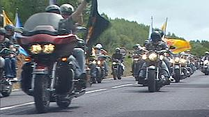 Portugal hosts European Harley Davidson rally