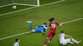 EURO 2012: Czechs beat Poland to reach quarter-finals