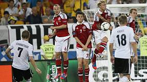 Denmark 1 – 2 Germany: How it happened