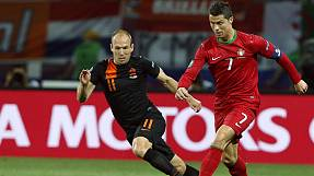 Portugal 2 – 1 Netherlands: How it happened