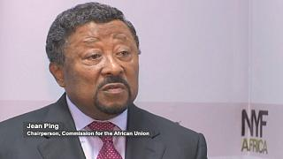 L'émergence économique de l'Afrique: une réalité pour le président de la Commission de l'Union Africaine