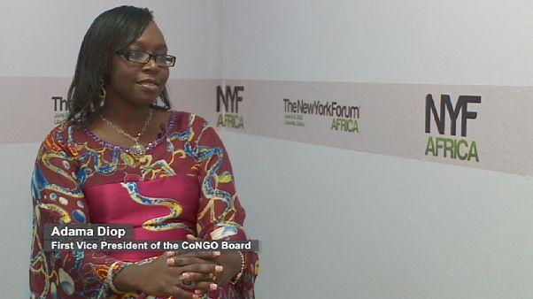 Emergence économique de l'Afrique: Adama Diop en interview