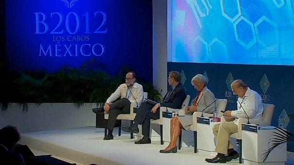 أزمة إسبانيا المالية في طليعة جدول قمة الدول العشرين