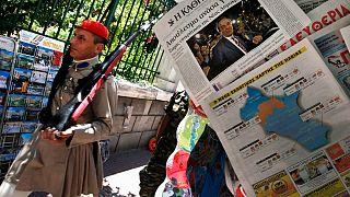 Yunan halkı kurulacak hükümete umut bağlamıyor