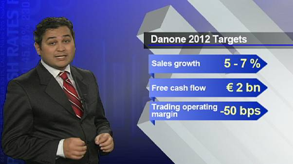 Dairy downturn? Danone's warning