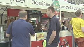 No food and drink price hikes for Euro 2012 in Ukraine