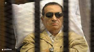 Former Egypt leader Mubarak 'clinically dead'