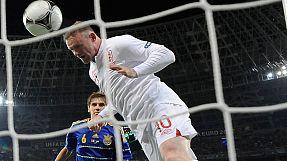 Euro 2012: England down Ukraine