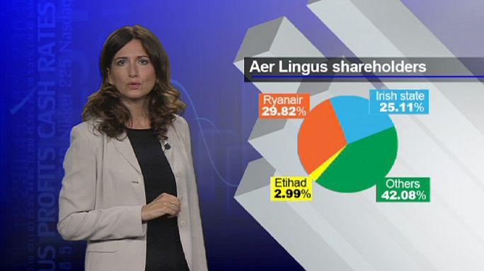 Ryanair seeks green light for Aer Lingus takeover