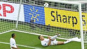 Ukraine disallowed strike reopens goal-line video debate