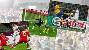 EURO 2012 – Our top three goals
