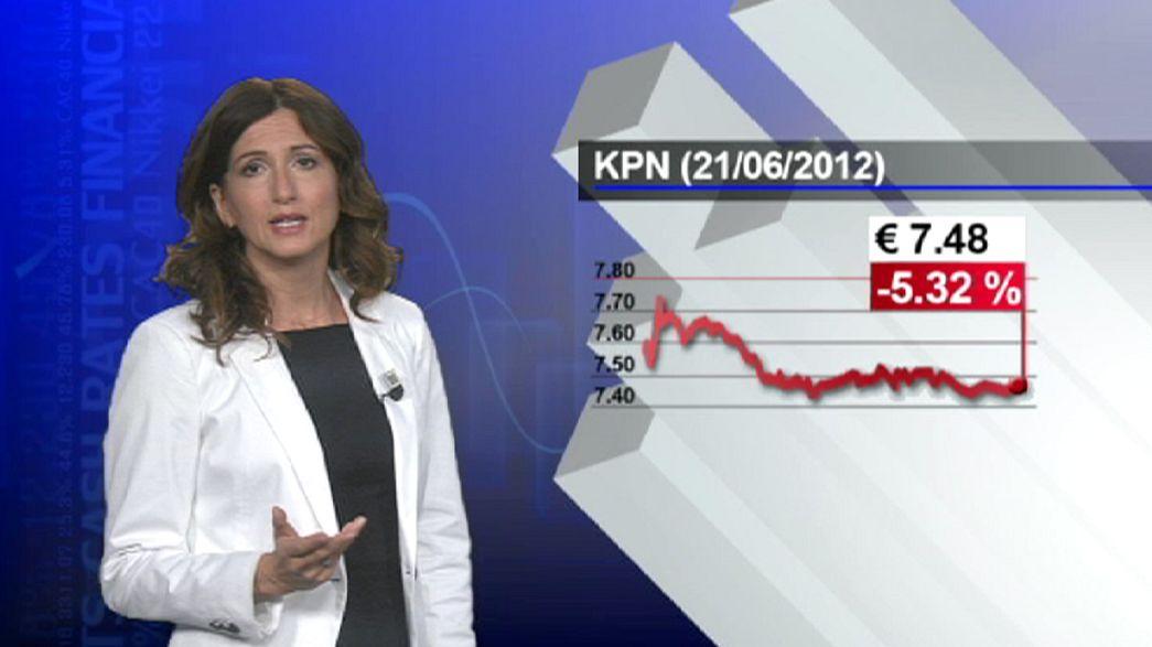 KPN kann e-Plus nicht verkaufen - Aktie fällt