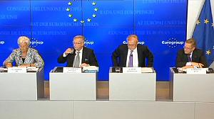 Eurozone leaders meet to consider closer fiscal union