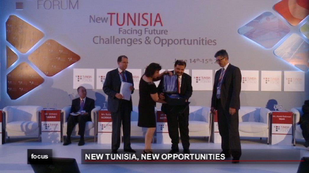 Tunísia à procura de investidores