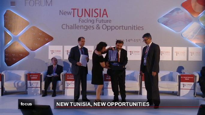 Annual Tunisia forum courts foreign investors