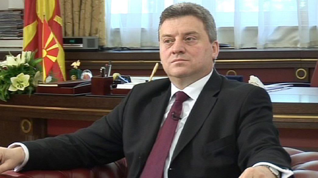 """Георге Иванов: """"Нам нужно членство в ЕС"""""""