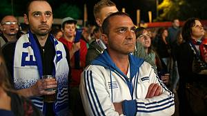 Greece fans suffer as Germany calls shots at Euro2012