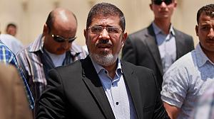 Morsy named Egyptian President