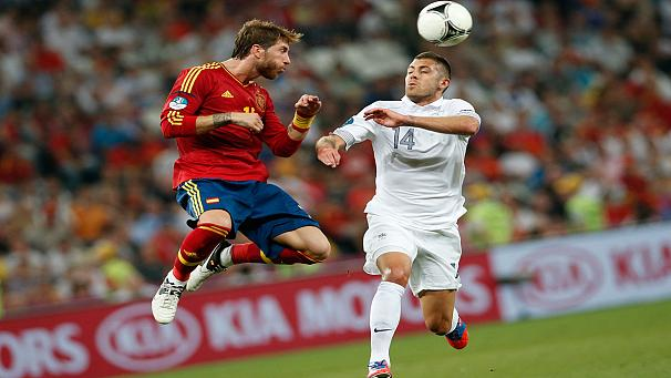 Spain 2 – 0 France: How it happened
