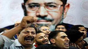 Egypt: Islamist joy as Morsy is elected president