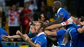 EURO 2012: Italy beat England on penalties to reach semi-finals