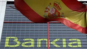 Spain makes official request for bank aid