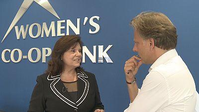 Boosting Women Entrepreneurs