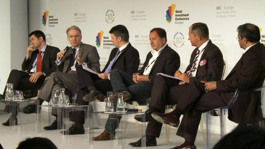 Weltinvestitionskonferenz für Europa