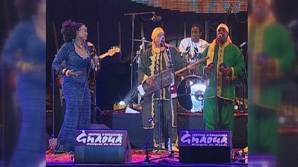 Festival Gnaoua rendido à diva Oumou Sangaré