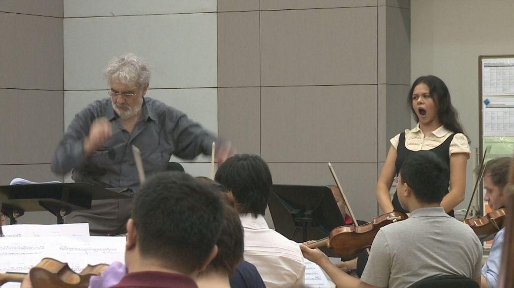 """""""Opera sanatçılarının olimpiyatı"""": Operalia"""