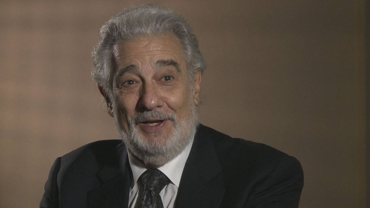 Operalia: Plácido Domingo bonus interview