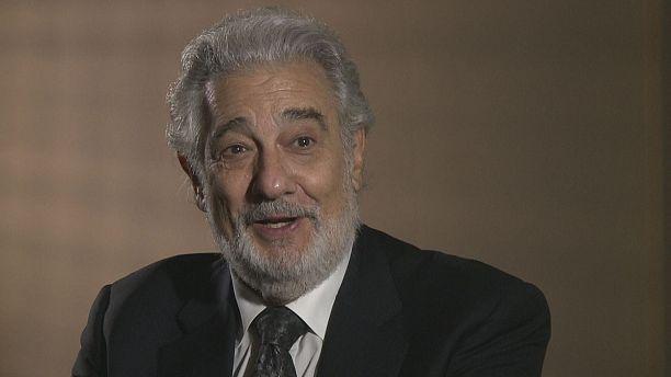 Operalia: Plácido Domingo bonus interview