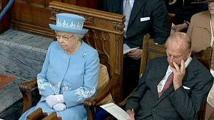 The Queen's Diamond Jubilee tour hits Northern Ireland