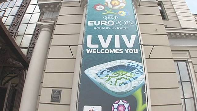 Lviv set for life after Euro 2012