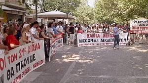 Greece: Hotel workers strike over pay and conditions