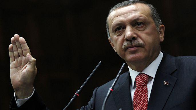 احتدام التوتر بين تركيا وسوريا